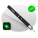 Зеленая лазерная указка + один луч TP-GP-17