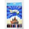Набор цветных карандашей  PMC730-18